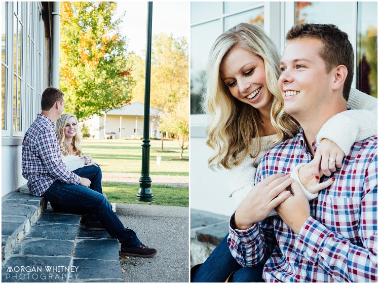 Karrie + Henry's Engagement Photoshoot